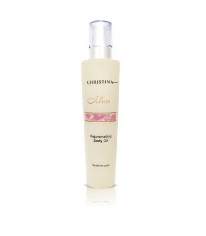 Rejuvenating Body Oil - Muse - Christina - 250 ml