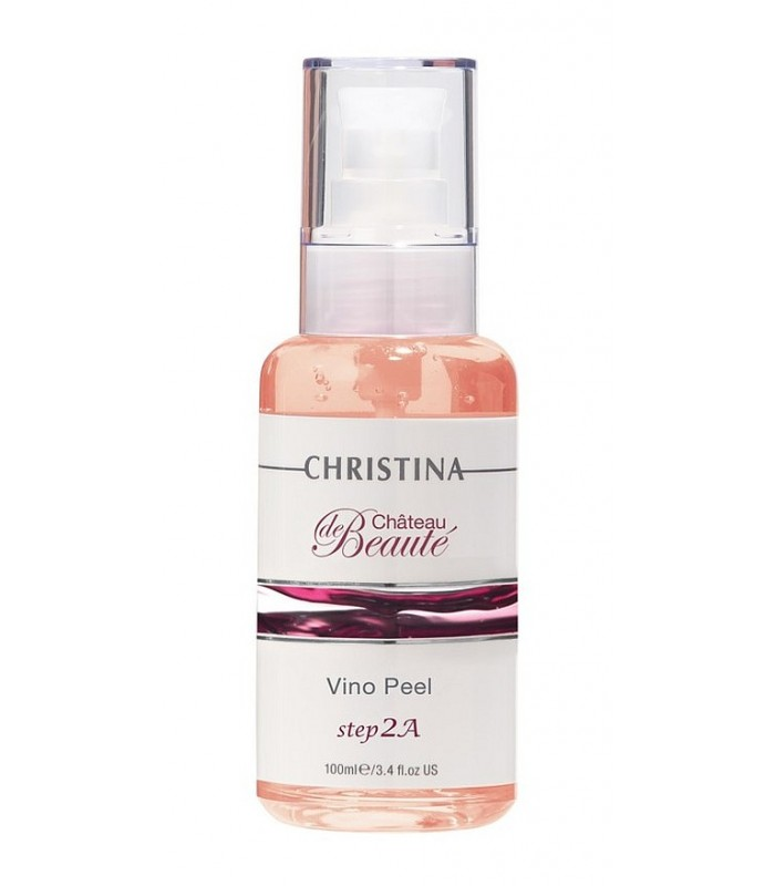 Vino Peel - Step 2a - Chateau de Beaute - Christina - 100 ml