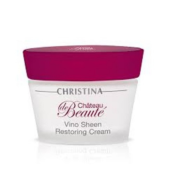 Vino Sheen Restoring Cream - Chateau de Beaute - Christina - 50 ml