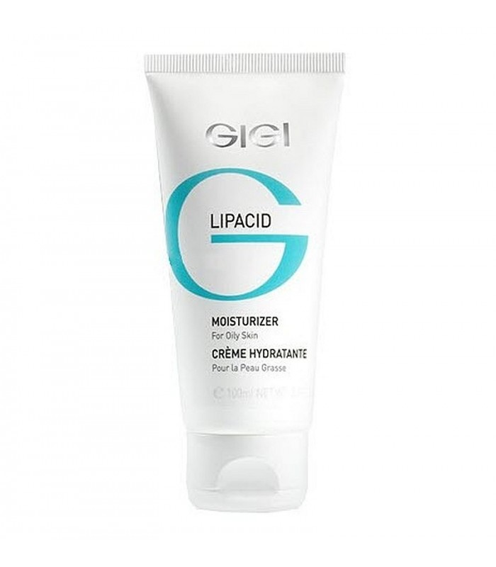 Moisturizer - for oily skin - Lipacid - GiGi - 100 ml