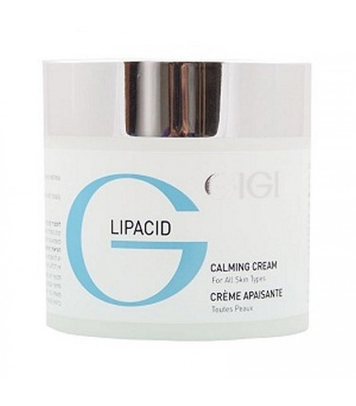Calming Cream - Serie Lipacid - GiGi - 250 ml
