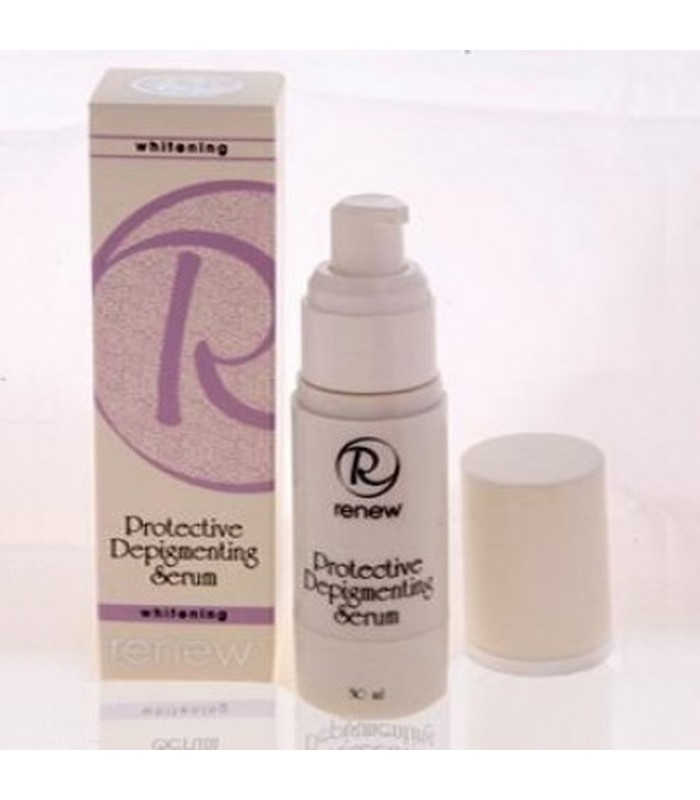 Protective Depigmenting Serum - Whitening - Renew - 30 ml