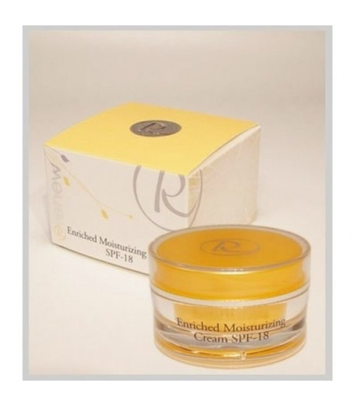 Enriched Moisturizing Cream - SPF-18 - Creams&Cleansers - Renew - 250 ml