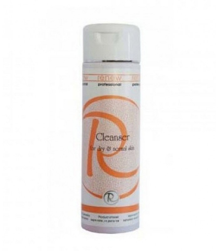 Cleanser for dry&normal skin - Creams&Cleansers - Renew - 500 ml