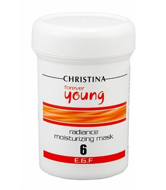Radiance Moisturizing Mask - Step 6 - Christina - Forever Young - 50 ml