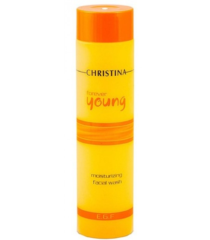 Moisturizing Facial Wash - Christina - Forever Young - 200 ml