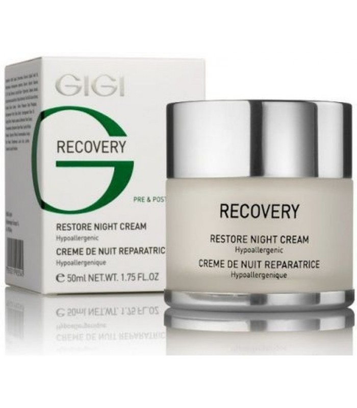 Restore Night Cream - GiGi - Recovery - 250 ml