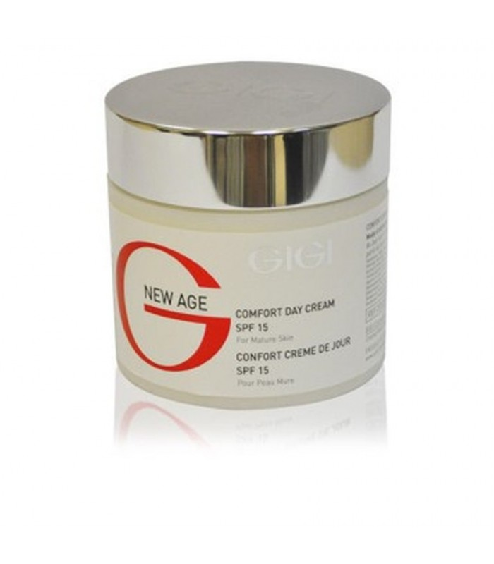 Comfort Day Cream - SPF-15 - New Age - GiGi - 250 ml