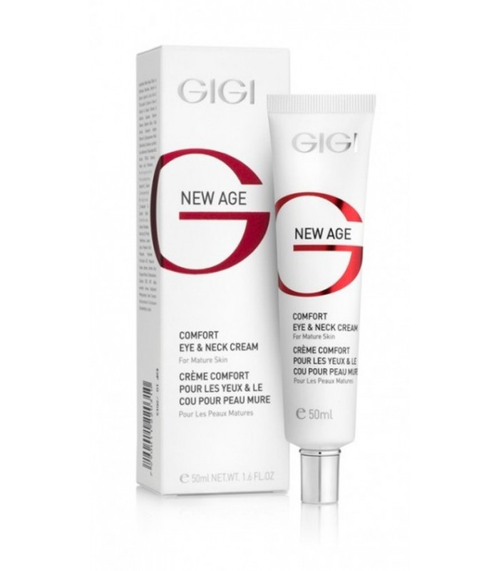 Comfort Eye&Neck Cream - New Age - GiGi - 50 ml