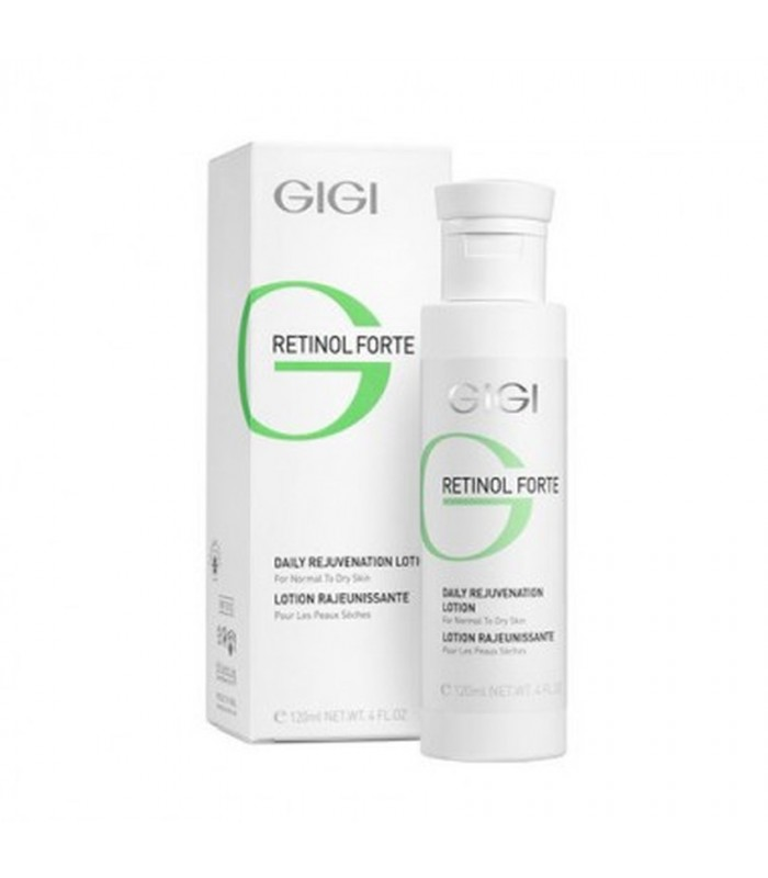 Daily Rejuvenation Lotion for dry Skin - Retinol Forte - GiGi - 120 ml