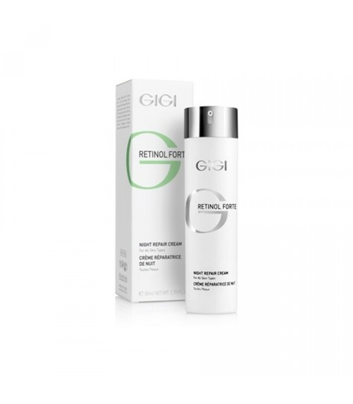 Night Repair Cream - Retinol Forte - GiGi - 50 ml