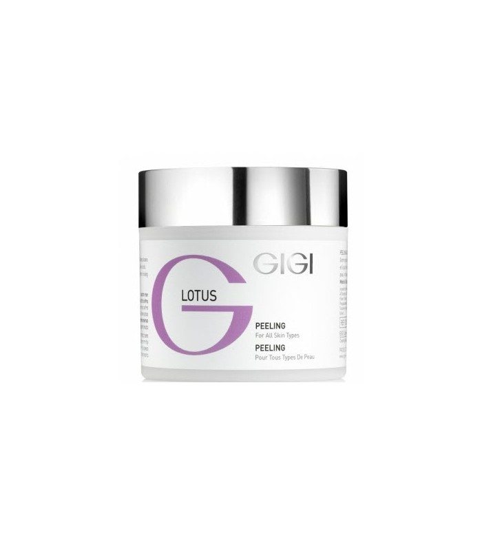 Peeling Scrub - Lotus - GiGi - 250 ml