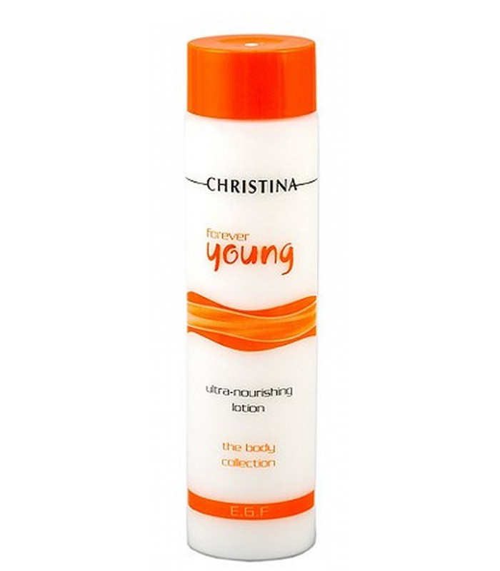 Ultra Nourishing Body Lotion - Forever Young Body Collection - Christina - 200 ml