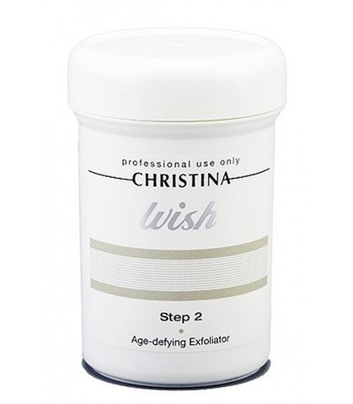 Age Defying Exfoliator - Step 2 - Wish - Christina - 250 ml