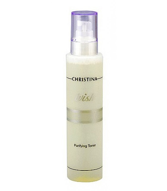 Purifying Toner - Serie Wish - Christina - 200 ml