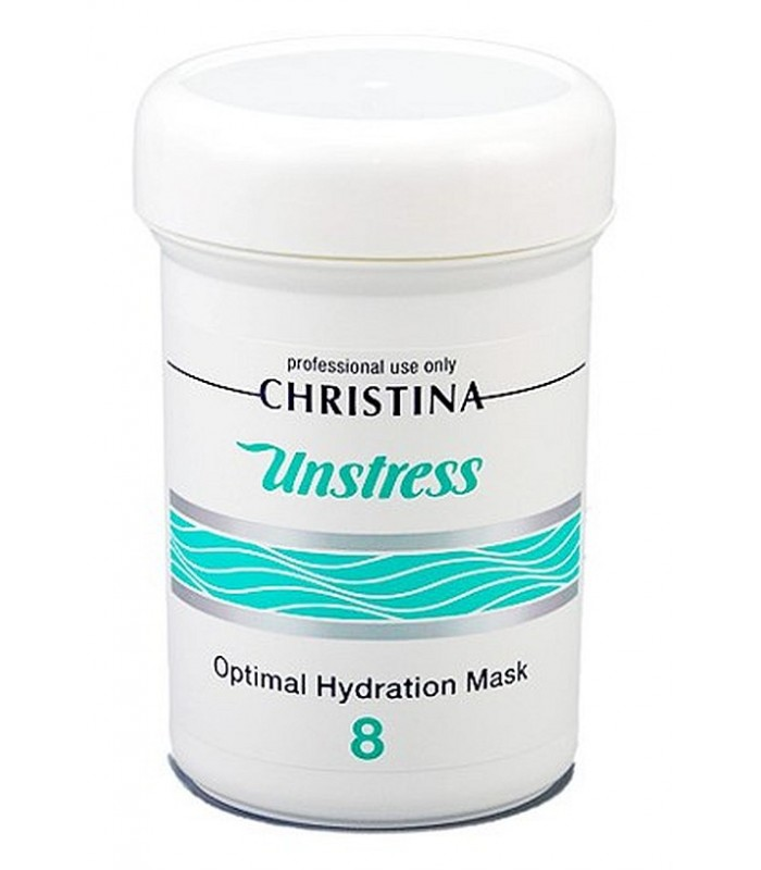 Optimal Hydration Mask - Step 8 - Unstress - Christina - 250 ml