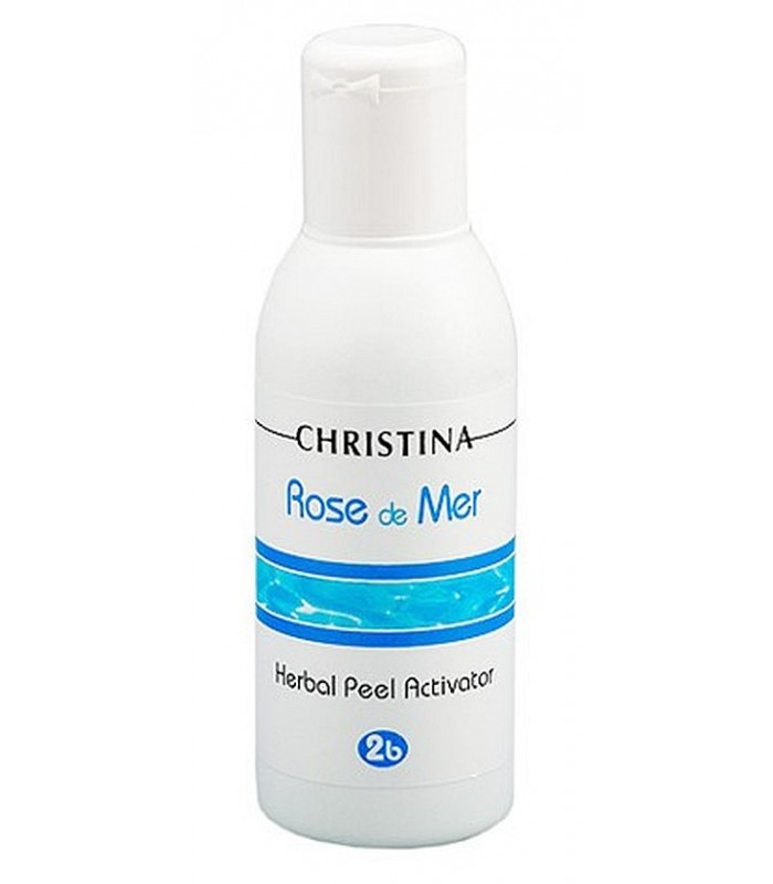 Herbal Peel Activator - Step 2b - Rose de Mer - Christina - 120 ml