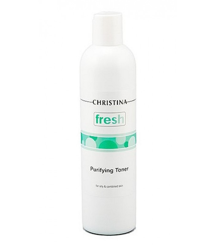 Purifying Toner - for oily Skin - Fresh - Christina - 300 ml