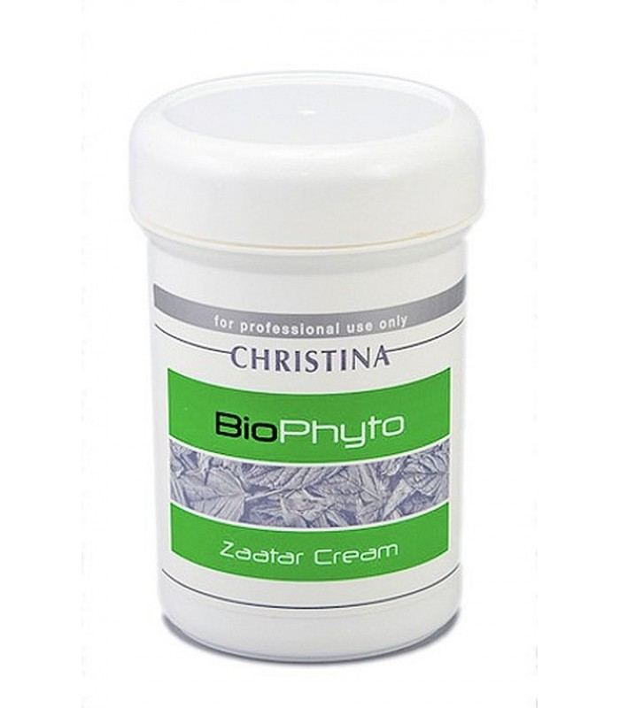 Zaatar Cream - oily&problematic Skin - BioPhyto - Christina - 75 ml
