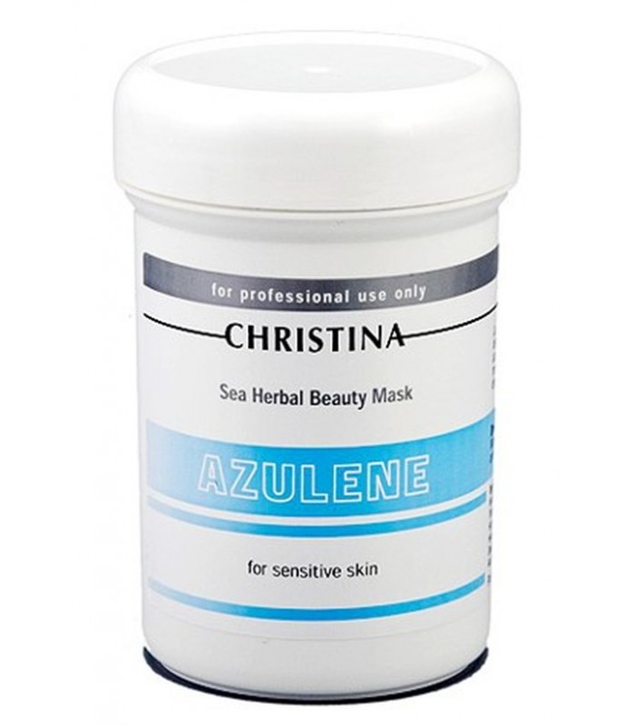 Azulene Mask - for sensitive Skin - Masks - Christina - 60 ml
