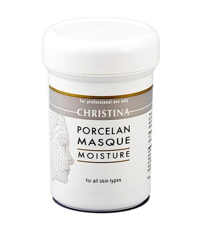 Porcelan Moisture Mask - Serie Masks - Christina - 60 ml
