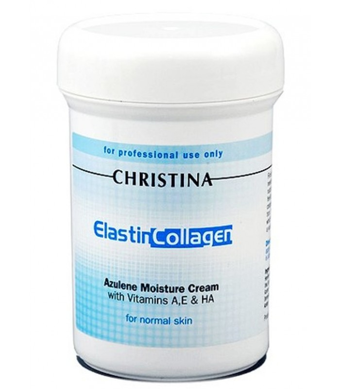 Elastin Collagen Azulene Moisture Cream - Christina - 100 ml